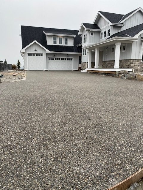 Joe & Sons - Sandblasting Kelowna - Driveways Gallery Image