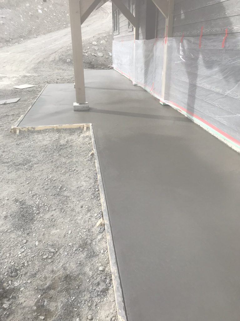 Joe & Sons - Sandblasting Kelowna - Sidewalks - Gallery Image