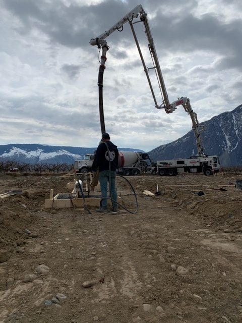 Joe & Sons - Sandblasting Kelowna - Sunny Valley Fruit Packers - Gallery Image - Construction Workers Working