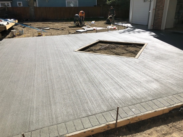 Joe & Sons - Sandblasting Kelowna - Driveways - Gallery Image