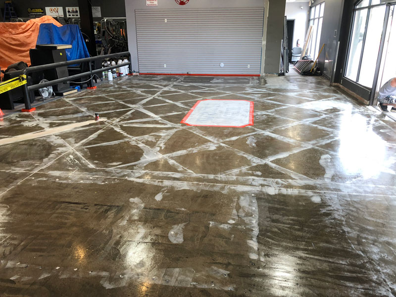 Joe & Sons - Sandblasting Kelowna - Epoxy Floors - Gallery Image