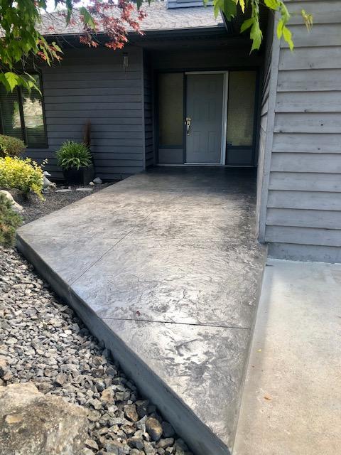 Joe & Sons - Sandblasting Kelowna - Front Entryways - Gallery Image